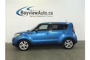 2016 Kia SOUL EX- GDI! ALLOYS! HEATED SEATS! REVERSE CAM!