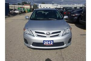 2012 Toyota Corolla CE | ONLY 63K | CERTIFIED Kitchener / Waterloo Kitchener Area image 7