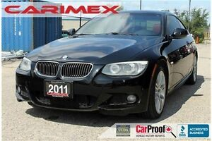 2011 BMW 335 i xDrive i xDrive | M Sport Package! | NEW TIRES...