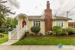 Gorgeous East Van character home! Open House Today from 2-4pm!!!
