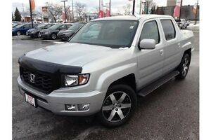 2014 HONDA RIDGELINE SE - AWD - LEATHER INTERIOR - REAR CAMERA