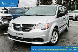 2012 Dodge Grand Caravan SE/SXT CD Player and Air Conditioning