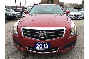 2013 Cadillac ATS 3.6L Luxury Kitchener / Waterloo Kitchener Area image 9