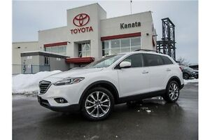 2015 Mazda CX-9 GT AWD GT+Leather+Navigation