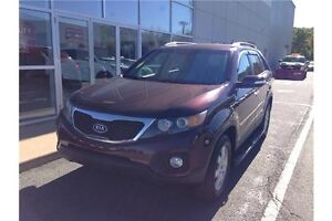 2011 Kia Sorento LX AWD AND LOW KMS FINANCE TODAY