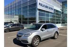 2015 Acura MDX Elite Package