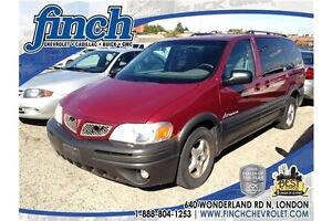 2005 Pontiac Montana EXTENDED SOLD AS IS / AS TRADED