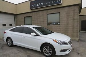 2015 Hyundai Sonata GL Bluetooth, Heated Seats, Back up Camera