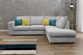 ..Melody DFS Corner Sofa Sale Different Colors..