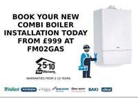 Plumbing & Heating Engineer Ek FM02GAS