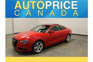 2014 Audi A5 2.0 Komfort QUTTRO|PANOROOF|LEATHER