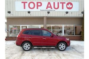 2011 Hyundai Santa Fe Limited 3.5 REDUCED BEST DEAL ON KIJIJI
