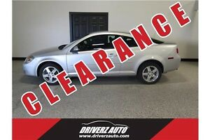 2010 Chevrolet Cobalt LT NO ACCIDENTS, ONE OWNER, LOW KMS