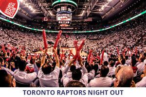Raptors Tickets - SSC Raptors Night Out Friday, April 6th, 2018