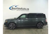 2015 Ford FLEX SEL- 3.5L! AWD! SUNROOF! HEATED LEATHER! LOADED!