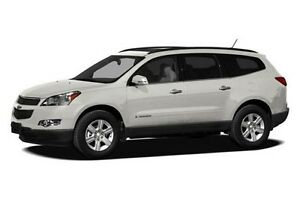 2011 Chevrolet Traverse 2LT