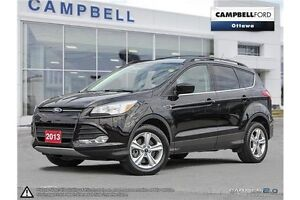 2013 Ford Escape SE ALL WHEEL DRIVE--LEATHER-LOADED