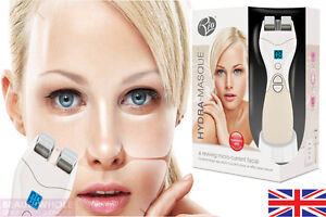 Rio Hydra-Masque Hyaluronic Acid Facial Mask & Galvanic Face Toner Treatment
