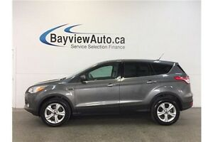 2013 Ford ESCAPE SE- ECOBOOST! 4W! HEATED SEATS! SYNC!