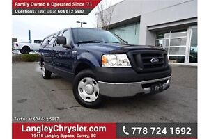 2008 Ford F-150 XL LOCALLY DRIVEN & ACCIDENT FREE