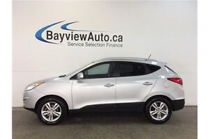 2012 Hyundai TUCSON GLS- ALLOYS! HITCH! HEATED SEATS! BLUETOOTH!