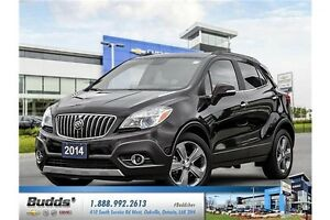 2014 Buick Encore Leather Safety and E-Tested.