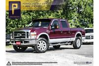 2008 Ford F-350 Lariat DIESEL/MOONROOF/LEATHER