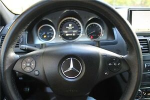2009 Mercedes-Benz C-Class   AWD 4Matic   CERTIFIED Kitchener / Waterloo Kitchener Area image 13