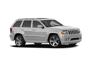 2010 Jeep Grand Cherokee SRT8