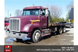 1991 Freightliner Tandem Tilt and Load