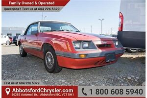 1985 Ford Mustang Convertable Whole Sale Direct