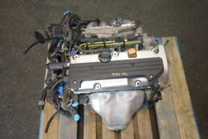 JDM Honda Accord 2.4L 4CYL K24A Complete Engine ONLY 2003-2007