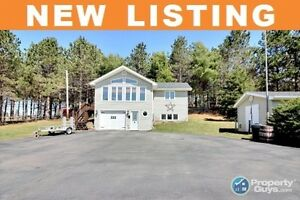 NEW LISTING! Impressive home on over 1 ac in Little Harbour!