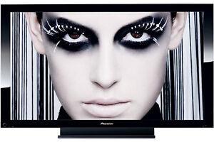 50 inch Pioneer Kuro plasma HDTVs1080P plasma