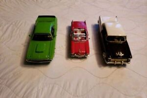 Miniature Cars - Three