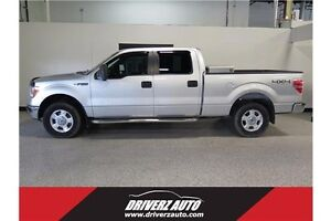 2012 Ford F-150 XLT BOX LINER, REMOTE START, NO ACCIDENTS