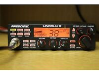 president lincoln mk2 cb radio ( version 3 )