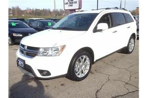 2015 Dodge Journey R/T R/T !! AWD !! LEATHER !! 8.4 TOUCH SCR... Kitchener / Waterloo Kitchener Area image 10