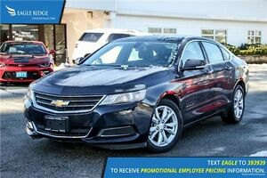 2016 Chevrolet Impala 2LT Satellite Radio and Backup Camera