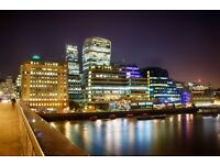 ●(London Bridge-EC3R) Modern & Flexible - Serviced Office Space London!‎