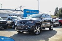 2015 Jeep Grand Cherokee Limited satellite radio & bluetooth