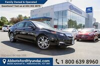 2012 Acura TL Elite W/- All-Wheel Drive & Navigation System