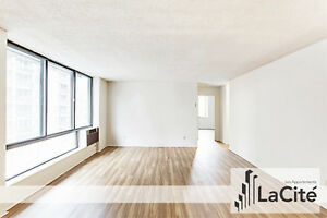 Spacious 3 Bedroom for rent - Downtown Montreal / Plateau