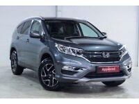Honda CR-V I-DTEC SE PLUS (grey) 2017