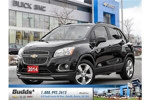 2014 Chevrolet Trax LTZ Financing as low as 0.9% for up to 24...