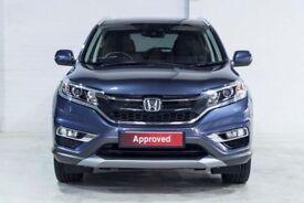 Honda CR-V I-DTEC EX (blue) 2016