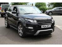 2014 Land Rover Range Rover Evoque 2.2 SD4 Dynamic LUX 5dr Auto [9] ESTATE Diese