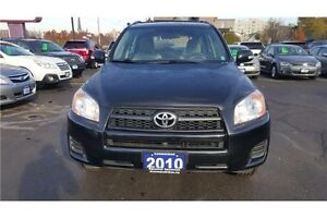 2010 Toyota RAV4 Base 4X4 !!! CLEAN CAR-PROOF ACCIDENT FREE !!!! Kitchener / Waterloo Kitchener Area image 2