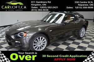 2017 Fiat 124 Spider Lusso LUSSO RWD - LOW KMS**CONVERTIBLE**...