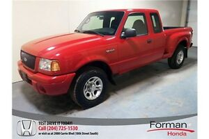 2003 Ford Ranger Edge - Great city truck!